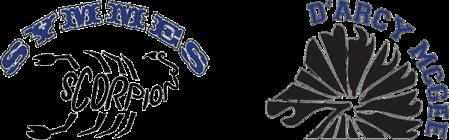 Symmes Jr. & D'Arcy McGee High Schools Logos